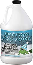Froggys Fog - Freezin Fog- Outdoor Low Lying Ground Fog Juice Machine Fluid - 1 Gallon