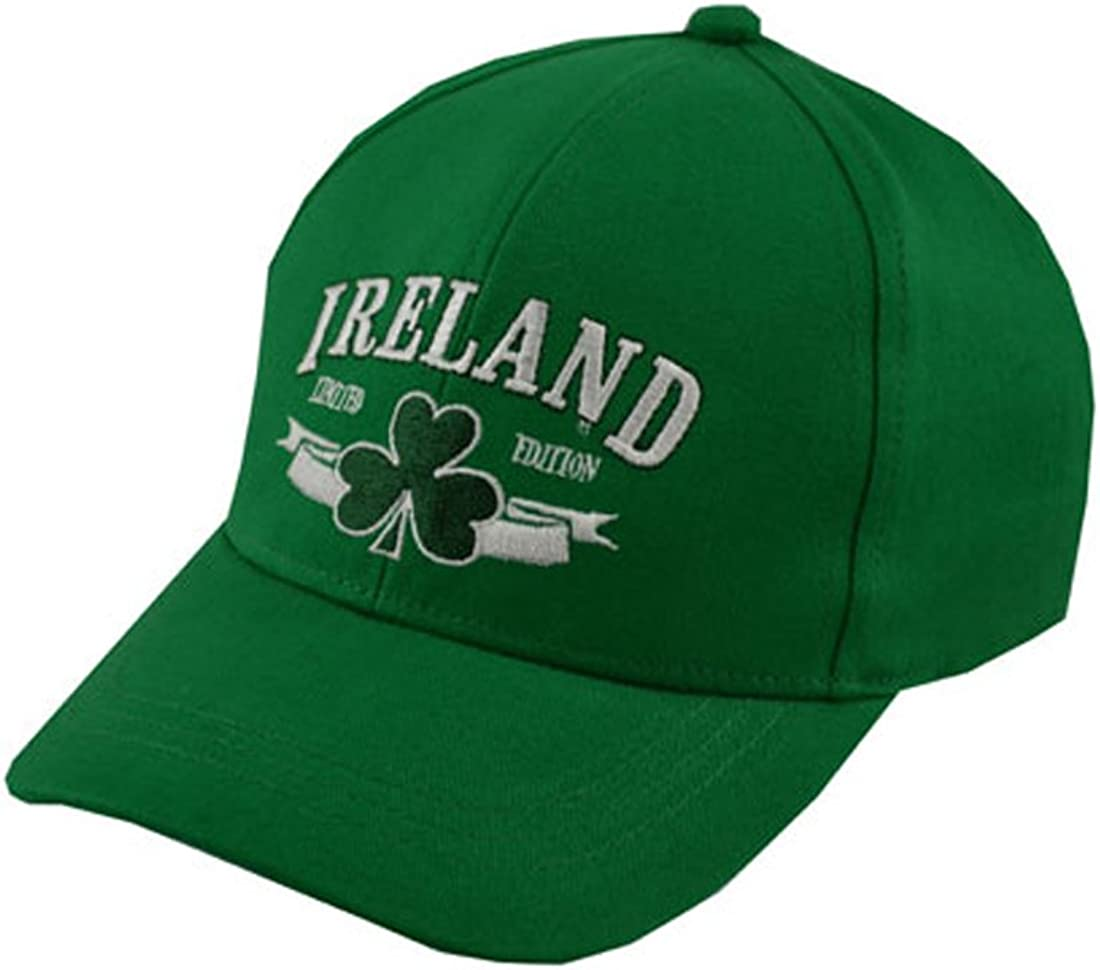 Carrolls Irish Max 66% OFF Rapid rise Gifts Baseball Cap for Ireland Kids with Limited