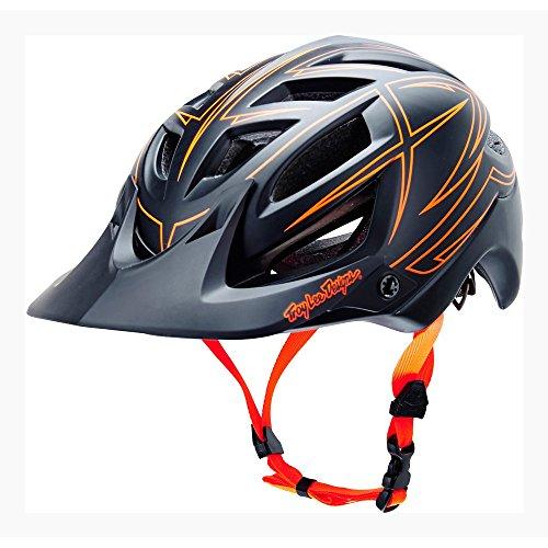 Troy Lee Designs Drone A1 Bike Sports BMX Helmet - Red/X-Large/2X-Large