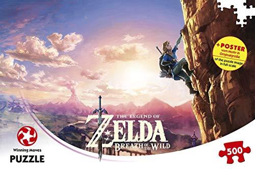 Winning Moves GmbH WIN11231 The Legend of Zelda Breath