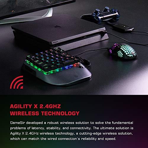 GameSir『VX2AimSwitchゲーミングキーボードゲーミングマウス』