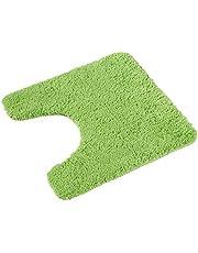 PANA Florenz Pluizige badmat in diverse kleuren en maten • Badmat van zachte microvezels - antislip & wasbaar • Douchemat