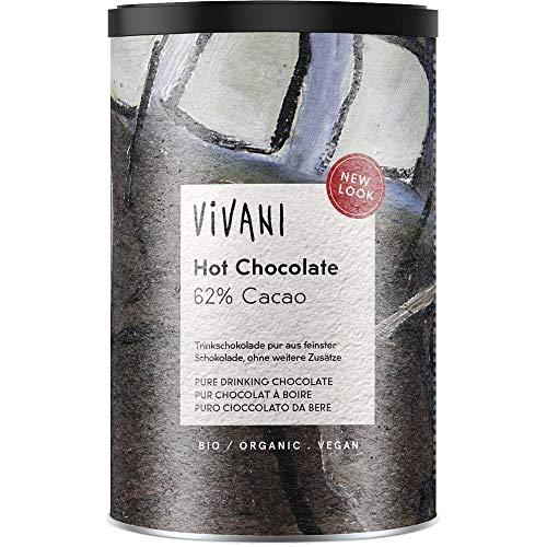 Vivani Hot Chocolate Drink 62%, 280 g, 1 Units