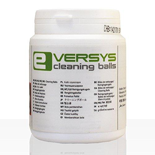 Eversys reinigingsballen voor koffiezetapparaten 62 stuks