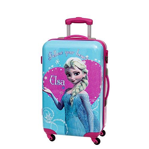 Disney Frozen Elsa Maleta de Cabina, 33 litros