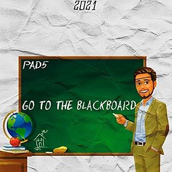 Go to the Blackboard