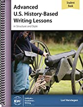 advanced us history based writing lessons