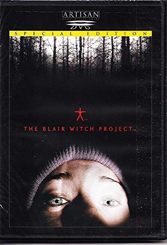 The Blair Witch Project [Reino Unido] [DVD]