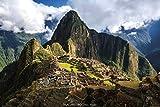 Machu Picchu Peru Poster Drucken (91,44 x 60,96 cm)