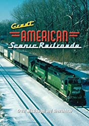 Image: Great American Scenic Railroads: Great Mississippi and Shenandoah | Pentrex (Director) | Format: DVD