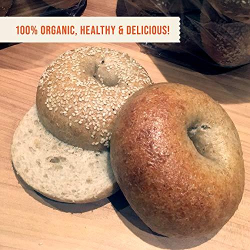 Product Image 7: 100% Organic Artisan Bread Flour – 25 lbs – Old World