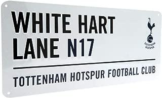 Tottenham Hotspur FC White Hart Lane Street Sign