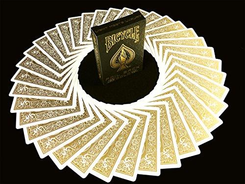 Cartas BICYCLE Edición Gold Metalluxe - Edición limitada