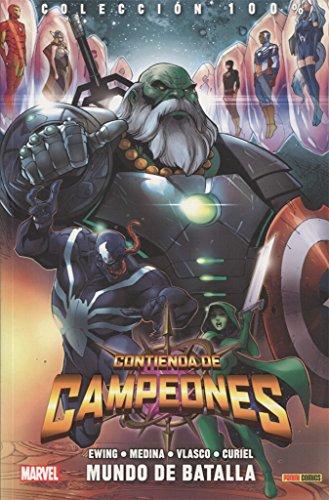 Contienda De Campeones. Mundo De Batalla (COLECCIÓN 100% MARVEL)