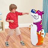 ML tentepie muñecos y Animales Hinchable tentetioso . muñeco Tigre Hinchable para niños