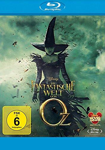 Die fantastische Welt von Oz (Blu-ray)