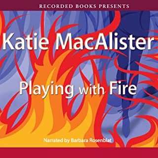 Playing with Fire     Silver Dragons, Book 1              By:                                                                                                                                 Katie MacAlister                               Narrated by:                                                                                                                                 Barbara Rosenblat                      Length: 10 hrs and 34 mins     557 ratings     Overall 4.1