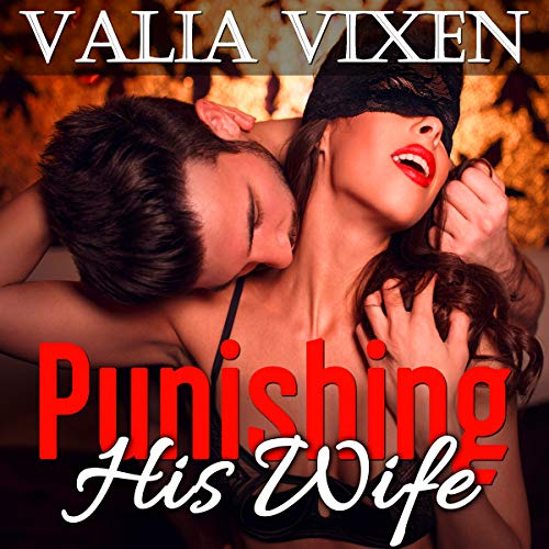Punishing His Wife audiobook cover art