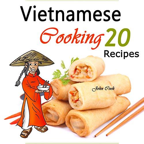 Vietnamese Cooking audiobook cover art