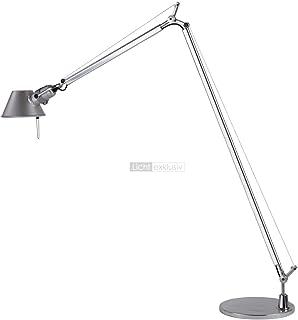 Artemide A013900 Tolomeo - Lámpara de pie, Aluminio, Altura máxima de la extensión:167 cm