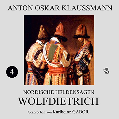 Wolfdietrich (Nordische Heldensagen 4) audiobook cover art