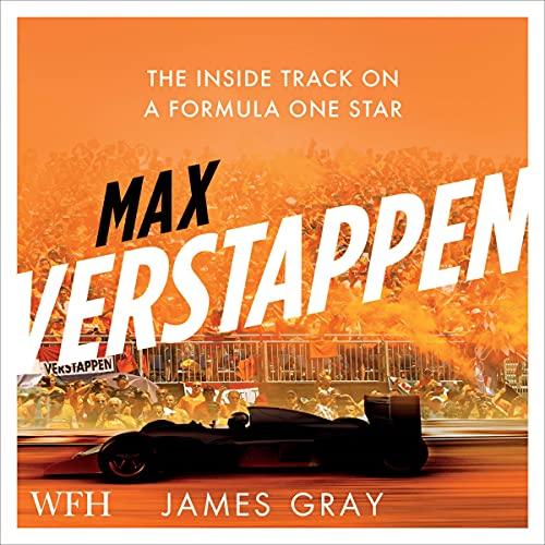Max Verstappen cover art