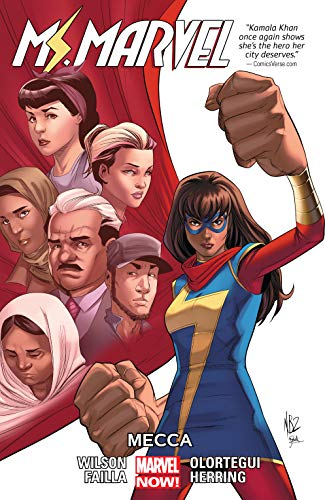 Ms. Marvel Vol. 8: Mecca (Ms. Marvel (2015-2019)) (English Edition)