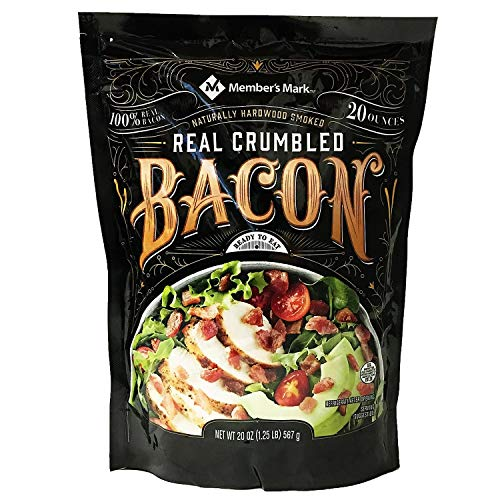 Member's Mark Real Crumbled Bacon 20 oz. A1