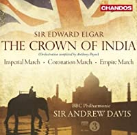 Elgar: The Crown of India (The Crown Of India) by Clare Shearer (2009-11-17)
