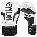 Venum Elite - Guantes de boxeo, color blanco y camuflaje, 14 onzas
