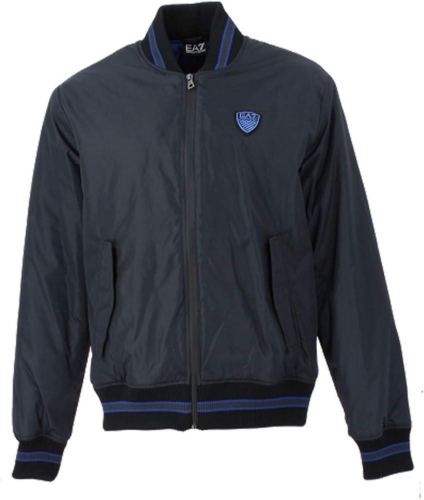 Emporio armani,giacca blouson,giubotto per uomo,100% polyamide, TAGLIA L 6ZPB22