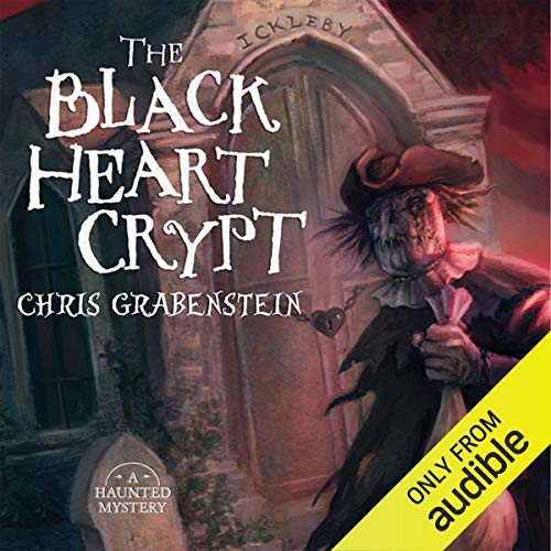 The Black Heart Crypt audiobook cover art