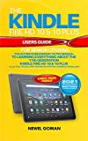 THE KINDLE FIRE HD 10 & 10 PLUS USERS GUIDE FOR SENIOR CITIZENS (English Edition)