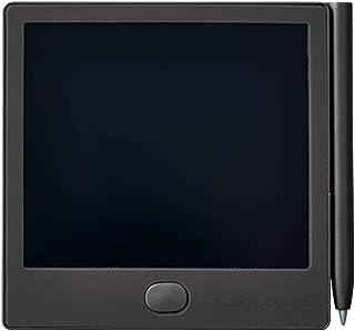 キングジム 電子メモ ブギーボード 黒 BB-12クロ