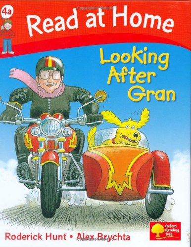 Read at Home: Looking After Gran, Level 4a (Read at Home Level 4a)の詳細を見る