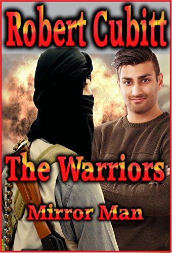 Book: The Warriors - Mirror Man by Robert Cubitt