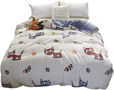 DOUBLE QUEEN KING Super King 300TC Cotton Percale Quilt Cover Set Faye Grey