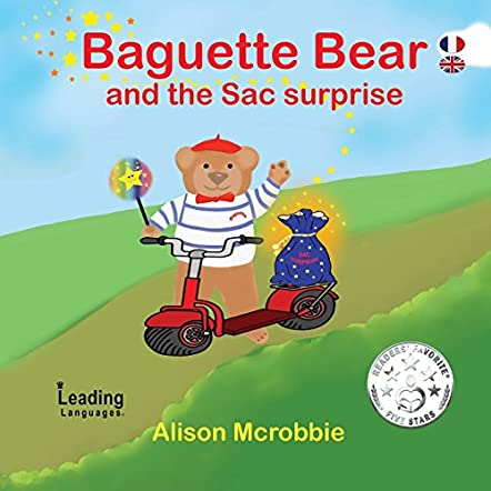 Baguette Bear and the Sac Surprise!