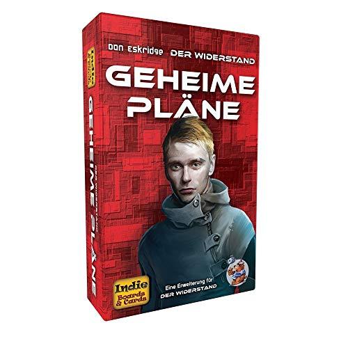 Der Widerstand - Geheime Pläne - Erweiterung | DEUTSCH / ENGLISCH