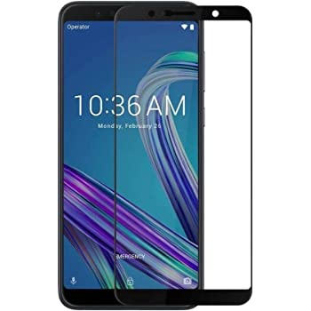 Doubledicestore 6D/11D Full Coverage Edge to Edge Tempered Glass for asus zenfone max pro m1