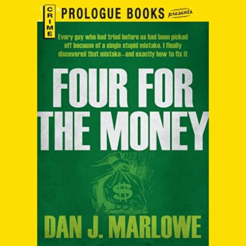 Four for the Money audiobook cover art