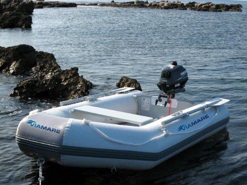 VIAMARE Schlauchboot 250 T