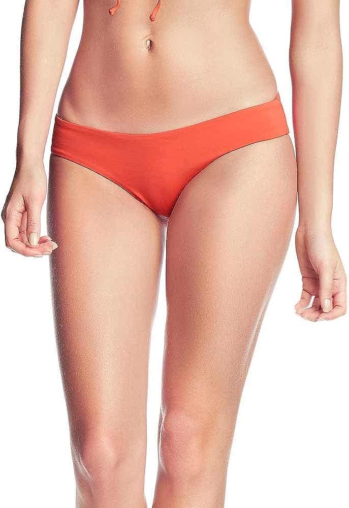 Maaji Women's Sublime Reversible Cheeky Cut Bikini Bottom Swimsuit