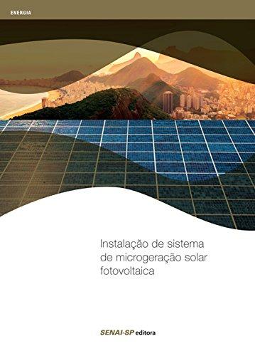 Instalação de sistema de microgeração solar fotovoltaica (Energia)