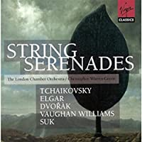 Tchaikovsky, Elgar, Dvor?k, Vaughan Williams, Suk: String Serenades