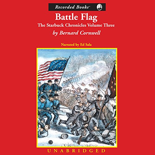 Battle Flag: Second Manassas, 1862 audiobook cover art