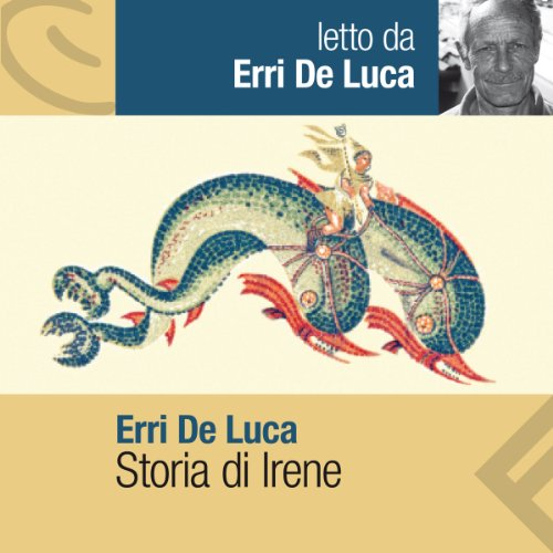 Storia di Irene audiobook cover art