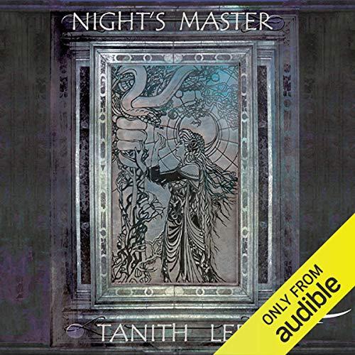 Night's Master audiobook cover art