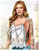 WonderClub Photo Bella Thorne Autograph Signed 8.5