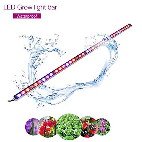 4 Pack LED Grow Light with Timer, LIGHTIMETUNNELGrow...